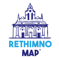Rethymno Map – by MasterFold S.A Λογότυπο